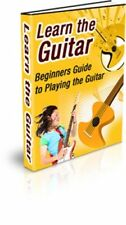 Learn The Guitar - PDF eBook With Resell Rights