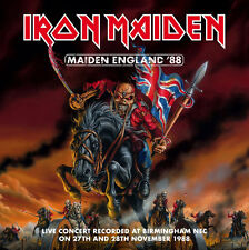 IRON MAIDEN Maiden England '88 - 2LP Ltd. Picture Vinyl