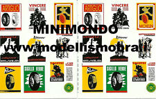 ASSORTIMENTO DECAL MANIFESTI PUBBLICITARI 1/35 DOC MODELS 35006