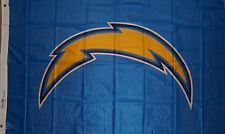 SAN DIEGO CHARGERS LIGHTING BOLT FLAG NEW 3ftX5ft nfl au