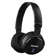 Philips SHB5500BK Over-Ear Bluetooth Headphones BRAND NEW