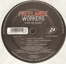 FREELANCE WORKERS - Give Me More - Urban Hero