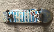 Enjoi Jerry Hsu Goody List Skateboard Vintage w/ Speed Demons Trucks RARE