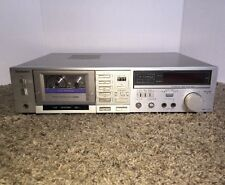 Vintage Technics RS-M258R Stereo Cassette Tape Deck Recorder Auto Reverse Dolby