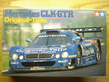 "Tamiya 1:24 Scale Mercedes CLK-GTR ""Original-Teile"" Model Kit New In Box"