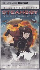 Steamboy  UMD Video Movie for PSP (PG)