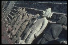 090079 estatuas Tenochtitlan Azteca ruinas de la ciudad de México A4 Foto Impresión