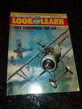 LOOK & LEARN Comic - No 585 - Date 31/03/1973 - UK PAPER COMIC