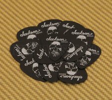 298-7451-700 (12) Genuine Jackson® 451 Skull Thin Delrin .50mm Guitar Picks