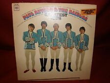 PAUL REVERE AND THE RAIDERS GREATEST HITS LP RECORD MONO