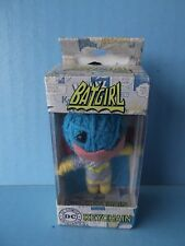 """Batgirl String Doll 2.25""""in Tall  Key Chain or Phone Strap DC Universe Awesome!!"""