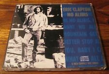 Eric Clapton - No Alibis - Scarce 1990 German Cd Single