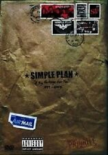 SIMPLE PLAN 'A BIG PACKAGE FOR YOU' DVD+CD NEW+ !
