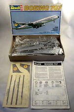 Revell 4202 Boeing 707 Lufthansa 1/144 aircraft kit airliner 1982 issue