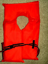 Adult Near Shore Boating Vests 90 + lbs. (2) available