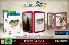 Ps4 juego Final Fantasy Type - 0 HD + FF XV 15 demo frame fr4me Edition nuevo & OVP