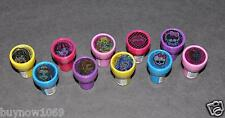 12 X MONSTER HIGH STAMPS STAMPERS SELF INK PARTY FAVORS / CANDY BAGS GIFTS SKULL