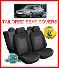 Tailored seat covers for Ford Mondeo Mk3  2000 - 2007  FULL SET grey3