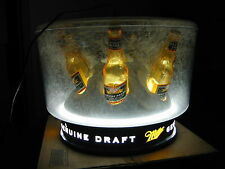 NOS Miller Genuine Draft Hanging Dominator Display  Extremely Rare New In Box
