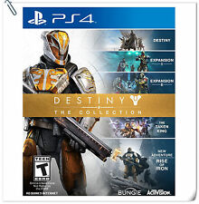PS4 Destiny: The Collection SONY PLAYSTATION Activision Action Games