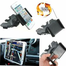 Universal Car CD Slot Phone Mount Holder Stand Cradle For Mobiles iPhone Android
