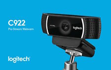 Logitech 1080P Camera for HD Video Streaming & Recording at 60 FPS