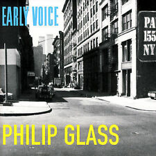 Early Voice: Music by Philip Glass (CD, May-2002, Orange Mountain Music (USA))