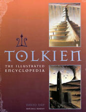 Tolkien: The Illustrated Encyclopaedia by David Day (Paperback, 1993)