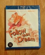 Follow That Dream (1962) New Blu-ray Elvis Presley, Anne Helm, TWILIGHT TIME
