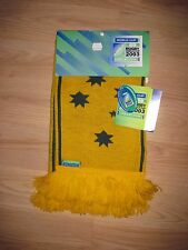 IRB 2003 Rugby World Cup Australia Knitted Scarf/Brand New/Free Shipping!