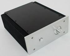 WA5 Full Aluminum Enclosure Mini AMP Case Preamp DAC Box PSU Chassis