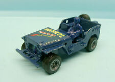 WO11/15/19 FRANCE JOUETS / CHAMPION / JEEP WILLYS PATROL FRONTIER 1/50