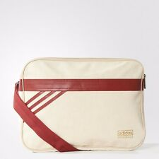 adidas AIRLINER ADICOL MESSENGER SHOULDER BAG COLLEGE UNIVERSITY STOKHA RUSRED