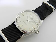 ROLEX 100% GENUINE OYSTER PERPETUAL AIR-KING 5500 34MM STAINLESS ST VINTAGE