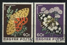 [JSC] EUROPE LARGE WILD BUTTERFLY STAMPS COLLECTION