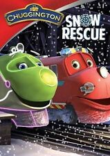 Chuggington Trains - Snow Rescue (DVD) *RARE OOP!* BRAND NEW! SHIPS NEXT DAY!