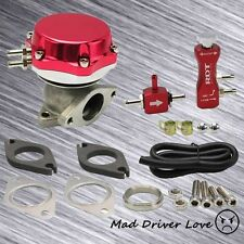 RED DUO SPRING TURBO EXTERNAL WASTEGATE (8+6)14LB + 1-30PSI BOOST CONTROLLER