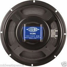 "Eminence LEGEND 1028K 10"" Alnico Guitar Speaker 8 ohm 35 Watt  FREE US SHIPPING!"