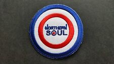MOD SKA SCOOTER SEW ON / IRON ON PATCH:- PATCH No 1208 NAME TO FOLLOW