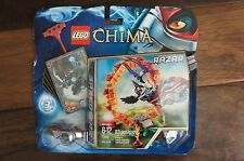 NEW LEGO Legends of Chima RING OF FIRE + Razar Minifigure 83pcs #70100