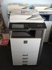 Sharp MX-3100N Color Multifunction Duplex Copier Network Printer Scan 31 ppm