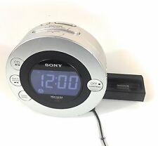 Sony Dream Machine CD Player Alarm Clock Radio iPod Dock Audio Jack ICF-CD3iP