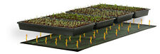 "Hydrofarm 4 Tray Seeding Heat Mat 20"" x 20"" Free Ship Seed Starting"