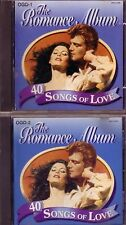 Romance Album Songs of Love BEAUTIFUL MUSIC COMPANY 2CD TOMMY EDWARDS 40s