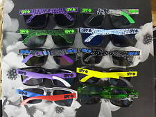 10 New SPY Ken Block Helm Sunglasses Spy sunglasses free shipping sunglass