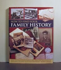 How to Find Your Family History in England, Ireland, Scotland and Wales
