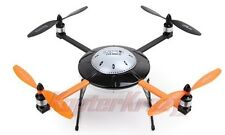 Walkera HM UFO MX400S Electric Powered 6 Channel RC Quadcopter With Devo 7