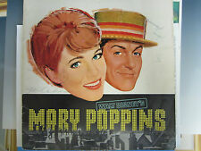 Walt Disney's Mary Poppins Premiere Program Signed By Cast Walt Disney Andrews