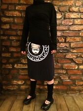 COMME des GARCONS - Robe de Chambre, Junya Watanabe asymmetric blouse. Size XS.