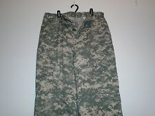 GENUINE USGI MILITARY ARMY COMBAT ACU PANTS UNIVERSAL CAMO MEDIUM REGULAR P-12